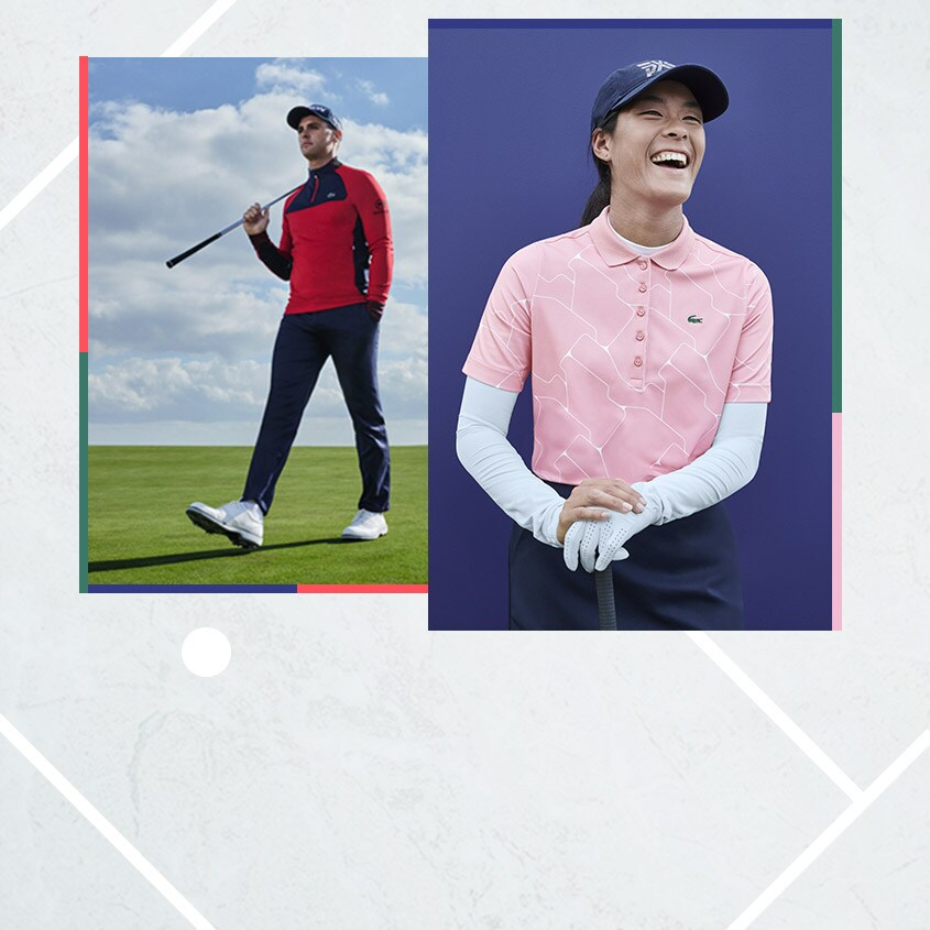 New Golf collection