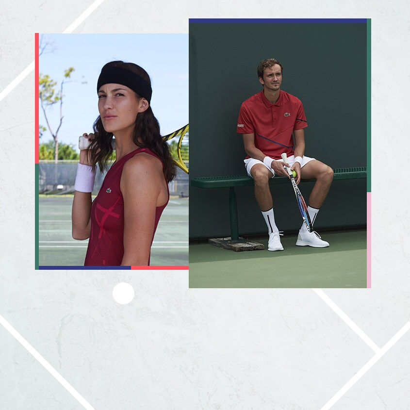 New Tennis collection