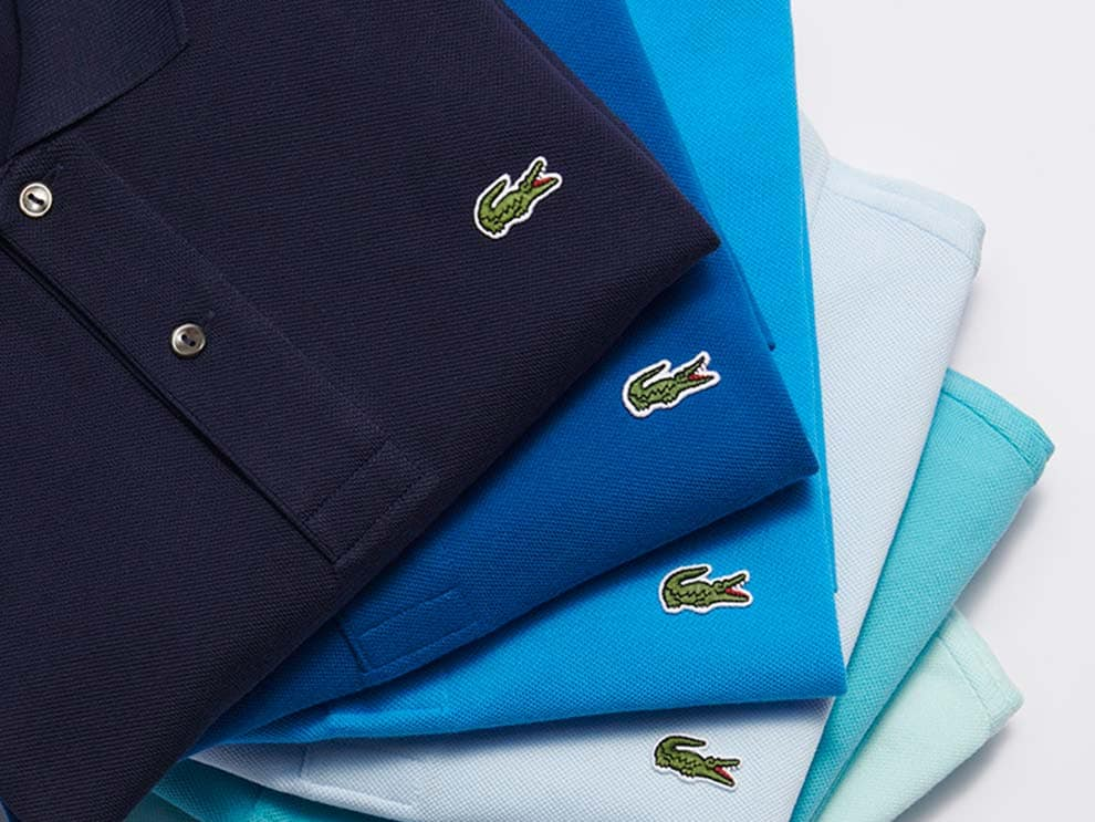Latest Lacoste collaborations