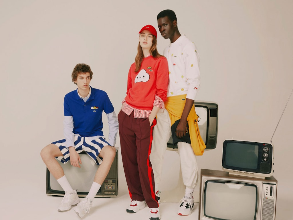 FriendsWithYou x Lacoste